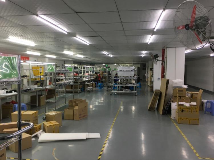 横岗四联独院厂房二楼650平米厂房出租-图3