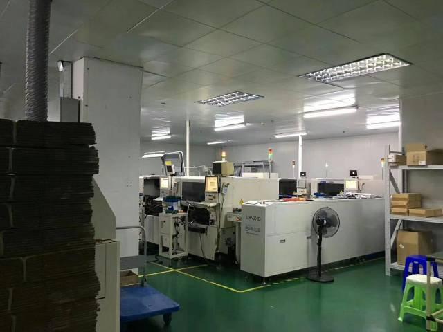 沙井新桥贴片厂房800平米出租