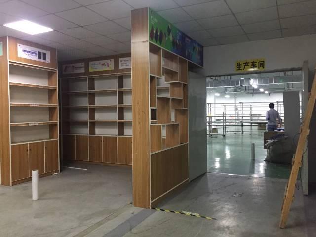 塘厦镇新出二楼可以做电池带装修厂房靠近深圳观澜-图3