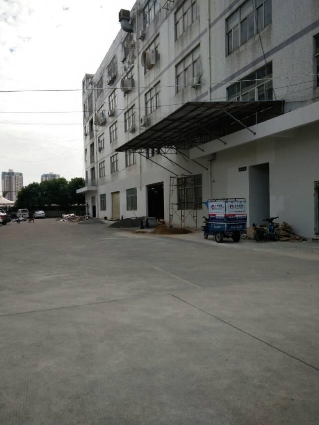 (出租)横岗 六约 埔厦工业附近二楼新出来800平出租