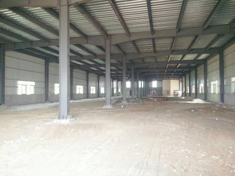 清溪镇新出单一层钢结构厂房4900平方