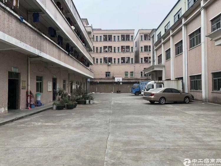 凤岗镇独院标准厂房1-3层7200平方米出租