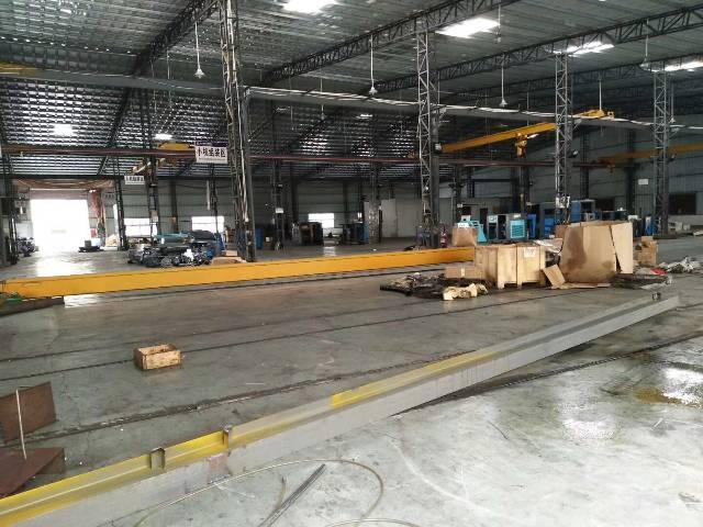清溪谢坑高速出口单一层厂房,滴水7米高,超大空地,周边人气旺