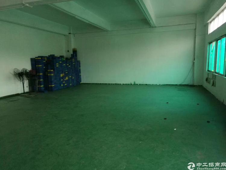 龙华地铁口边楼上带装修800平厂房招租-图6
