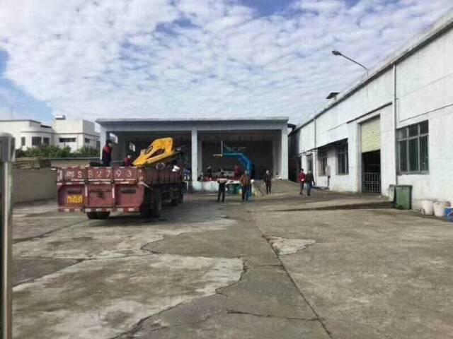 塘厦高速出口两公里独院单一层厂房2700㎡带卸货平台火爆抢租-图3