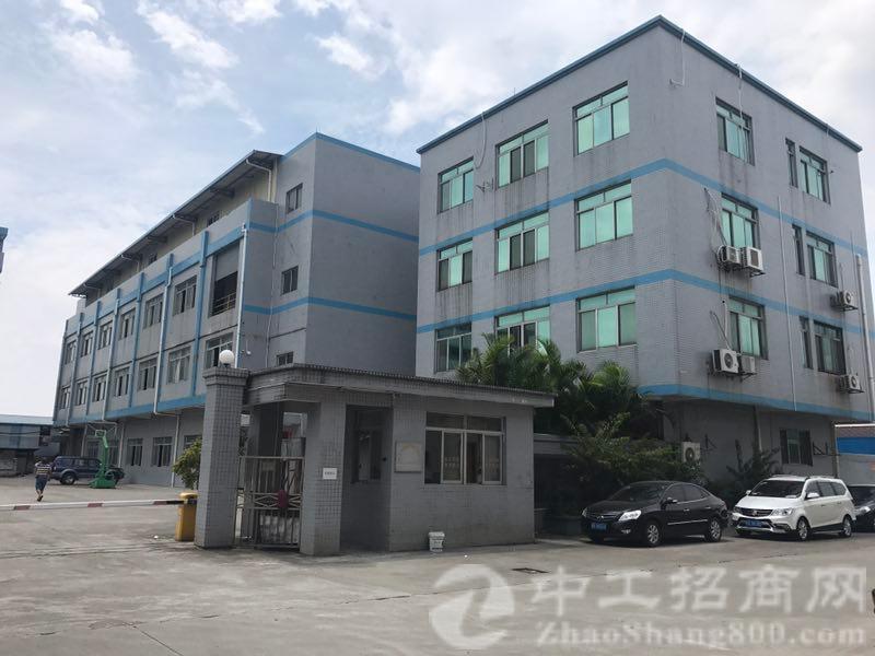 惠州市博罗县独门独院标准厂房分租二三层共4900平独立变压器