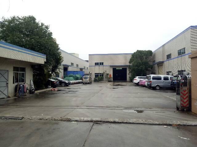 厚街镇高速路口附近原房东10米高单一层独院厂房1800平方