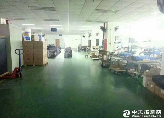 华南城附近新出500平方厂房急租-图2