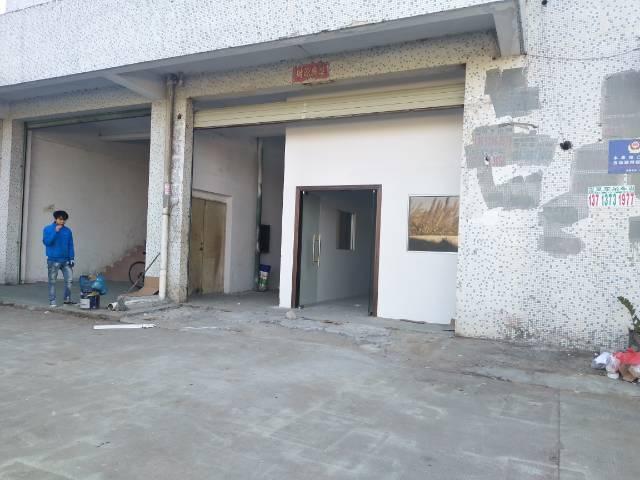 公明上村稀有标准一楼380平方带装修厂房出租