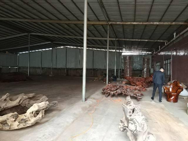 樟木头新出6米高钢构厂房1800平方可进大车