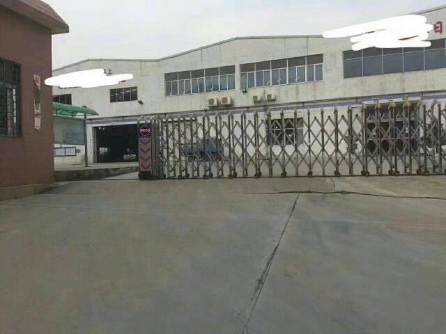 滴水7米高钢构带办公室1500平方厂房25元出租