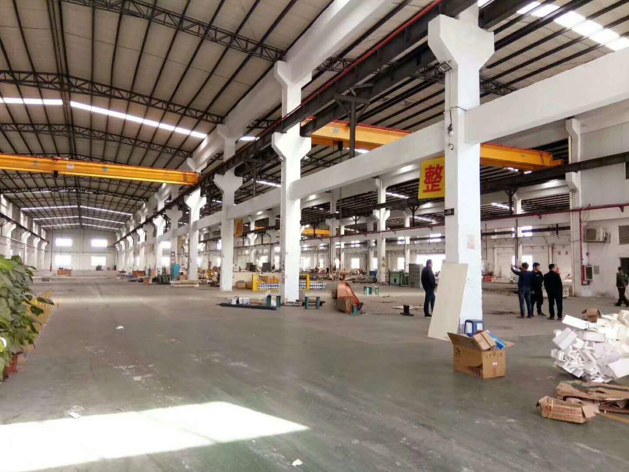 宝安区松岗镇一楼10000平方米重工业钢构厂房出租-图5