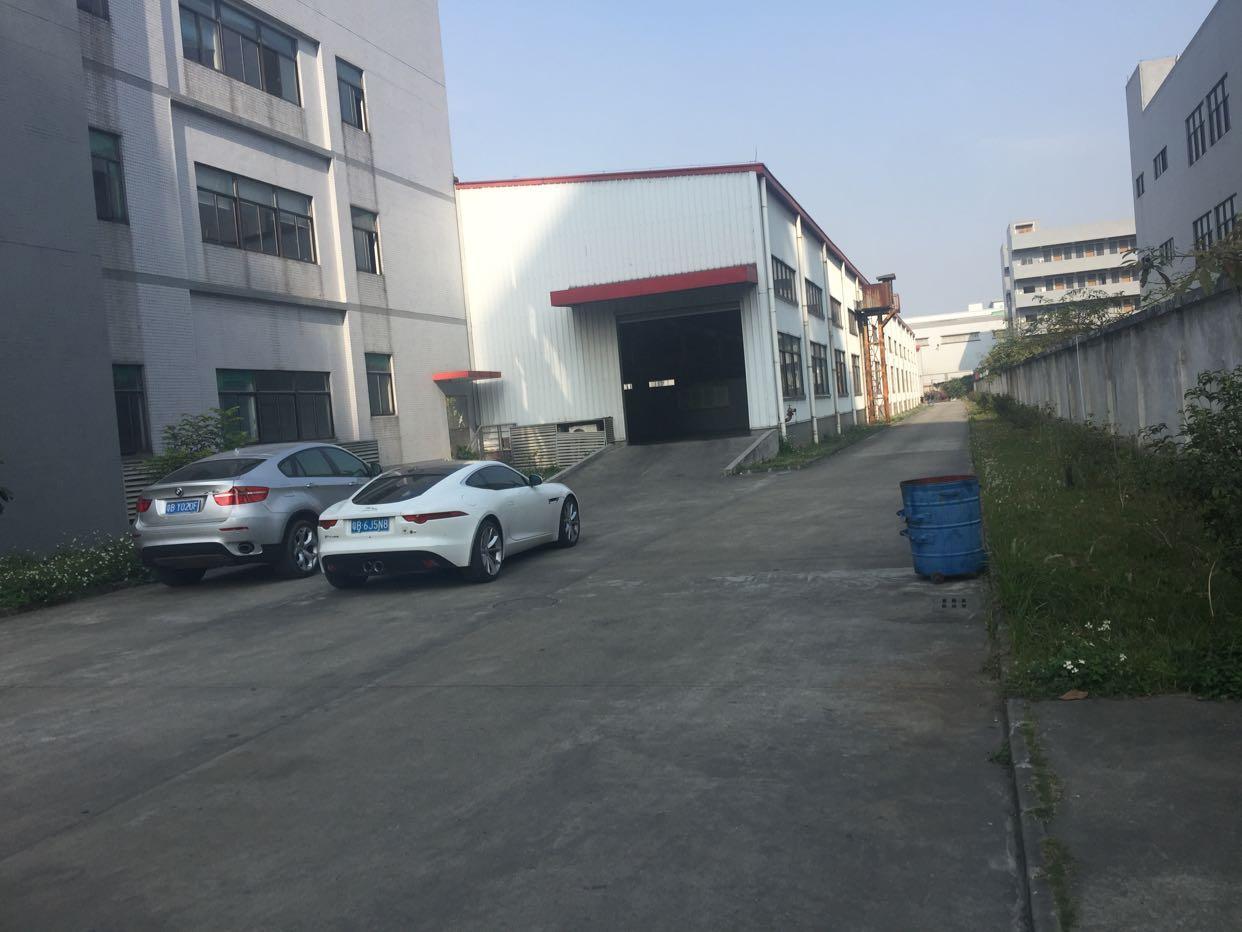 新出单一层厂房1500平米