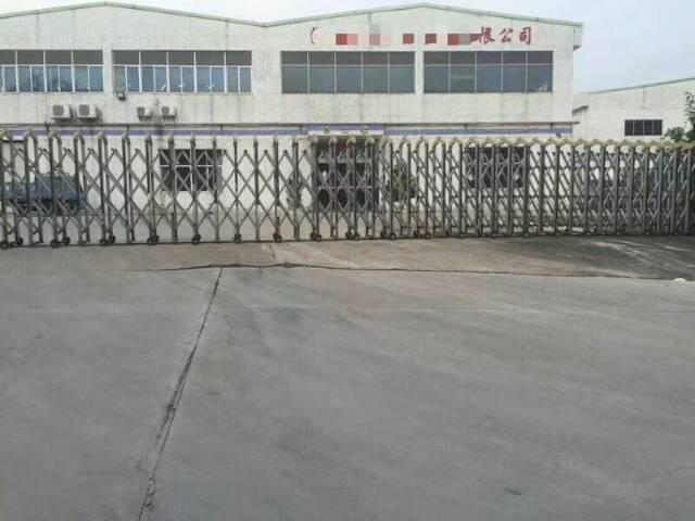 带现成行业6部15000平米钢构出租