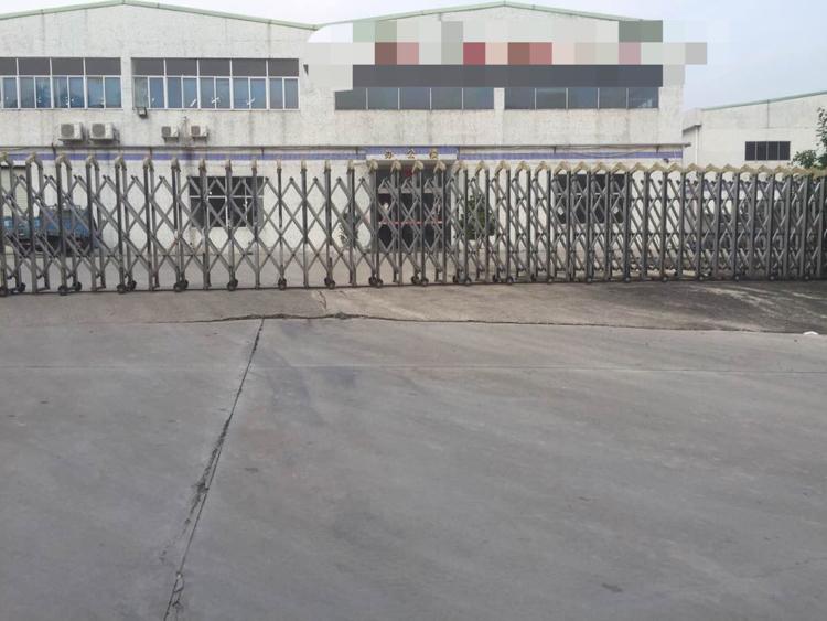 公明南光高速口独院滴水12米高钢构带10吨行车!办公室豪华装