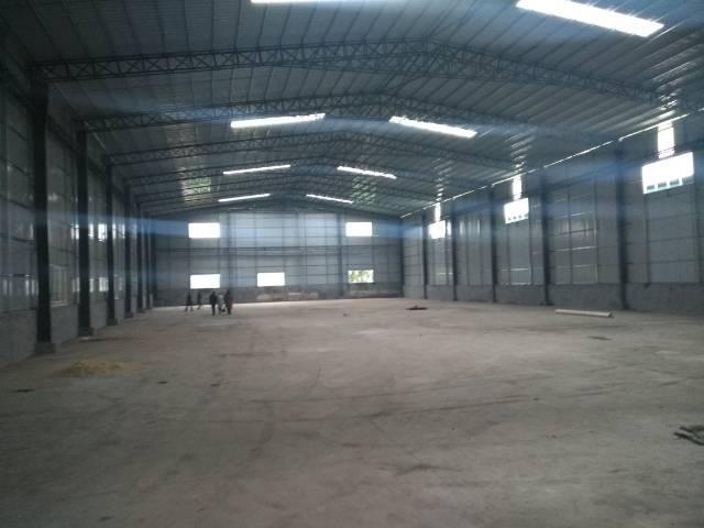 高埗独院单一层厂房3000平宿舍十现成装修办公室800平