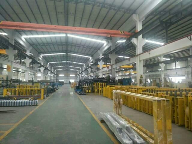 带现成行业6部15000平米钢构出租-图5