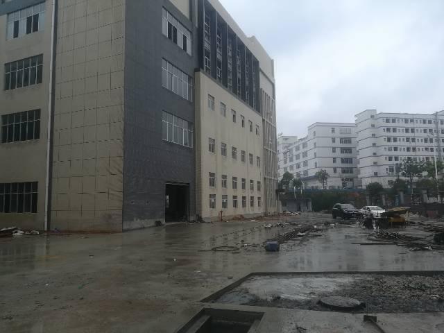 平湖观兰交界厂房
