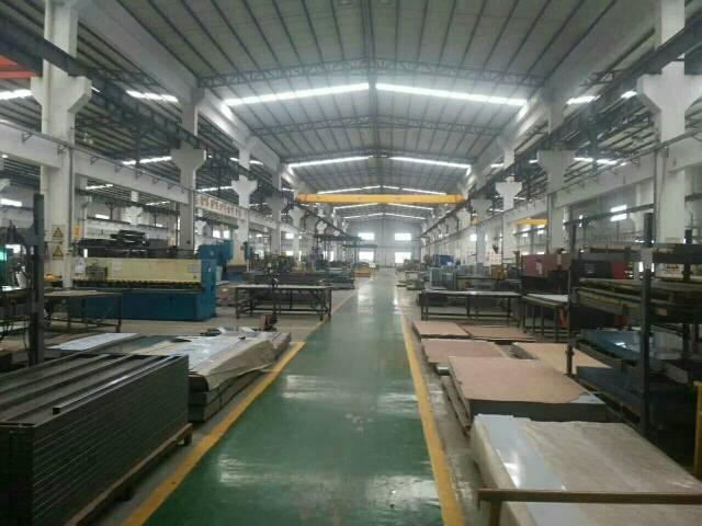 带现成行业6部15000平米钢构出租-图4