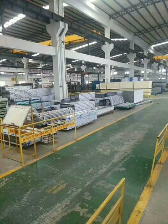 福永新出单一层钢构独院厂房15000平米出租-图4
