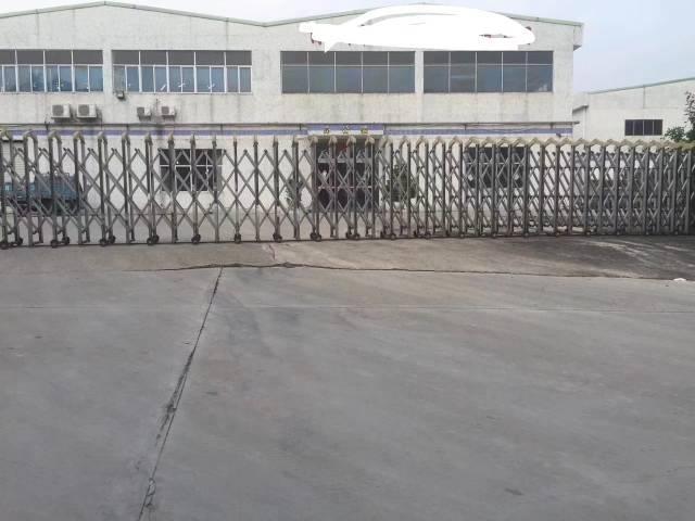 平湖新木村单层9米高带牛角行吊15000平方米大小分租
