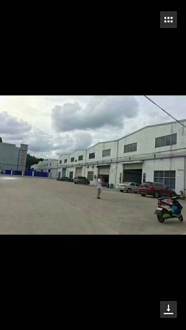 福永新出单一层钢构独院厂房15000平米出租-图3