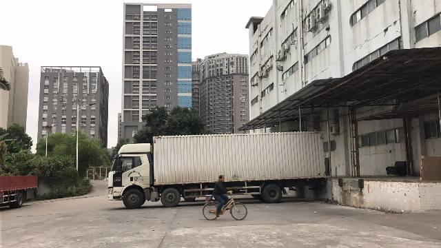 李朗一楼2500平带卸货平台红本