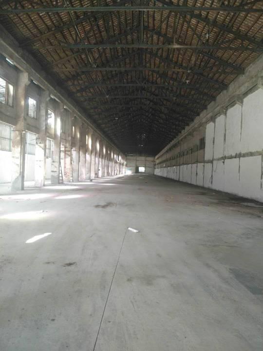 重工钢构厂房招租