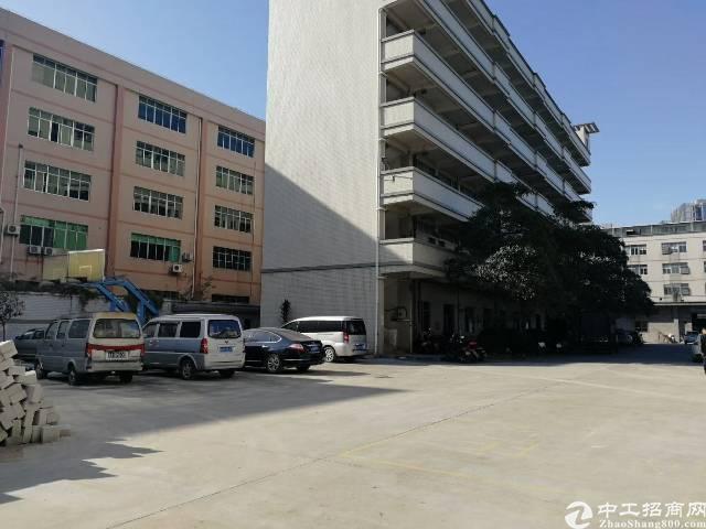 新塘大敦工业区新空出二楼标准独院厂房