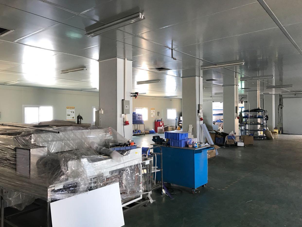 横岗荷坳金源路二楼1200平精装修带电梯厂房出租-图2