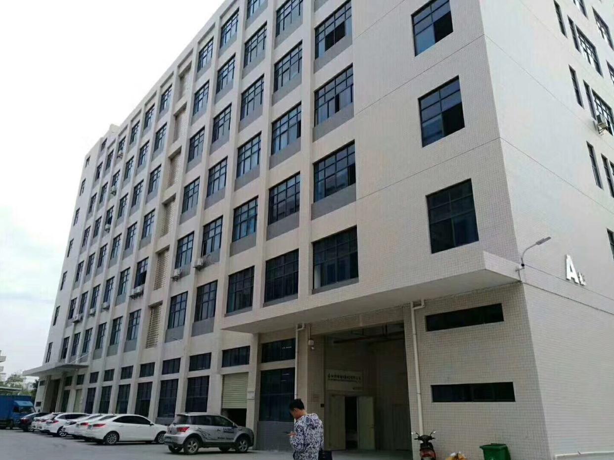 龙华大浪商业中心附近800平精装修厂房出租,面积实在