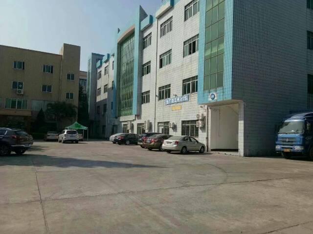 茶山新岀标准厂房四层12000平方宿舍3000