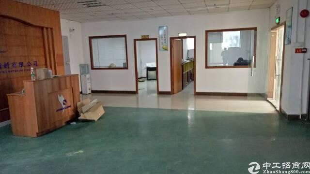 惠州惠阳区高速路口4公里原房东标准厂房3000平方招租