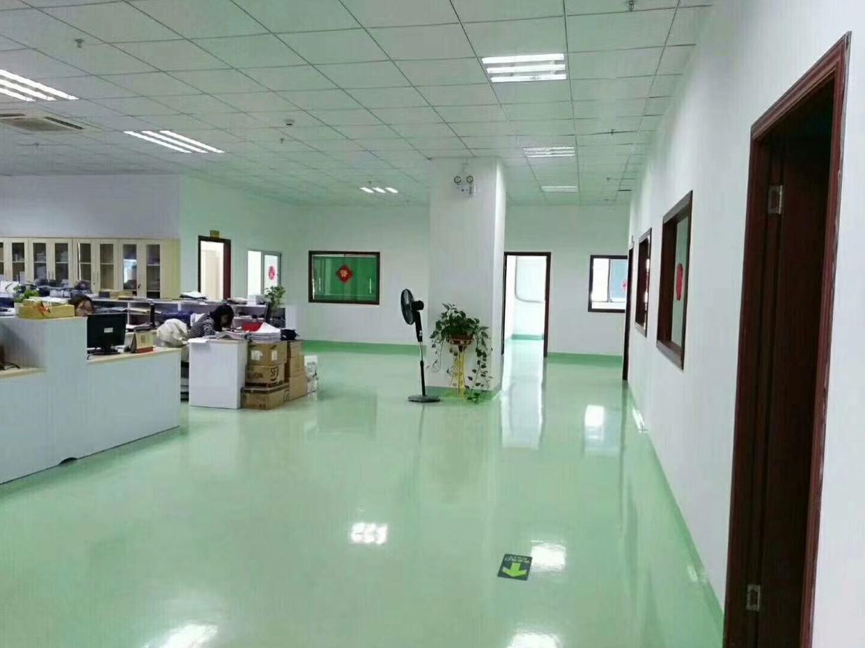 龙华大浪商业中心附近800平精装修厂房出租,面积实在-图4