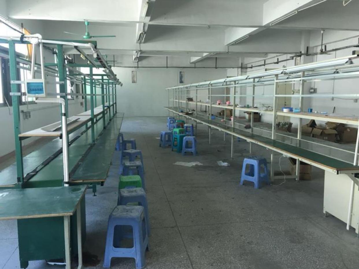 龙华大浪行政中心附近200平精装修厂房