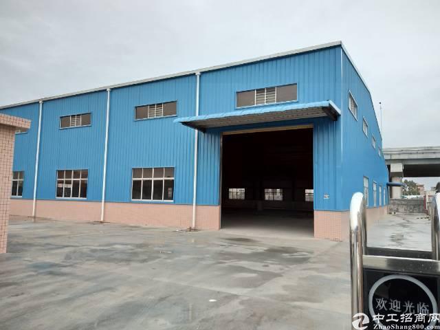 横沥镇空地大钢构厂房
