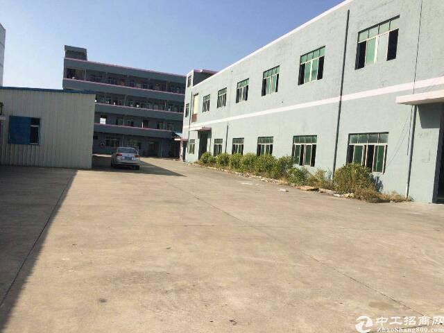 清溪靠塘厦横塘新出标准一楼2000平米大小分租-图2