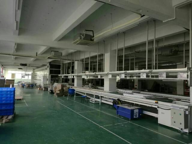 石岩大型园区新出3层4000m²精装修厂房-图3