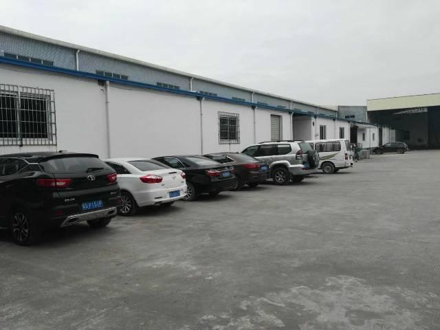 高埗镇工业园区内单一层钢构厂房出租