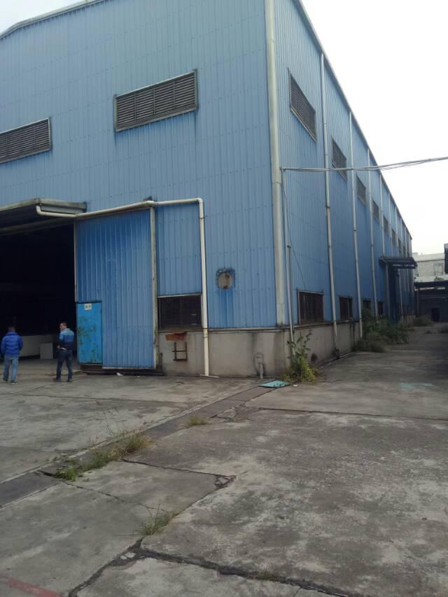 清溪镇渔梁围钢构厂房420平出租
