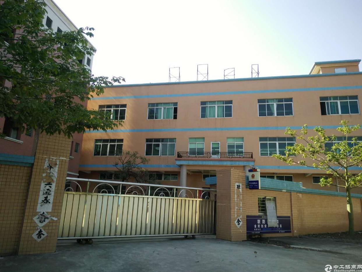 虎门新出院房东独院厂房2800平方米、宿舍1800、14元-图2