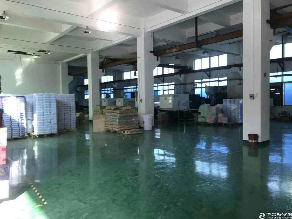 松岗新出一楼六米高1500平带精装修厂房-图6