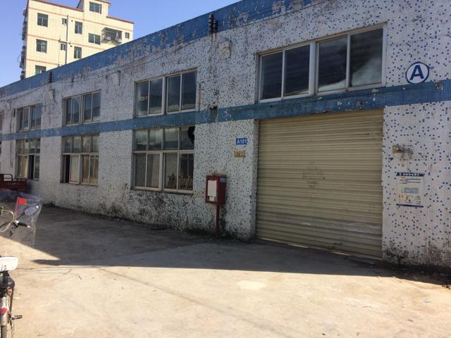 坪山石井独院钢构厂房450平米16出租高6米