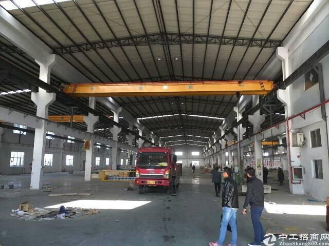 深圳光明新村滴水12米单一层15000平米,3600平起分租