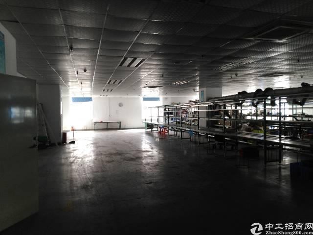 沙井后亭新出楼上800平方厂房-图2