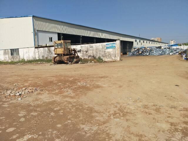 10米废铁打包厂4000平出租
