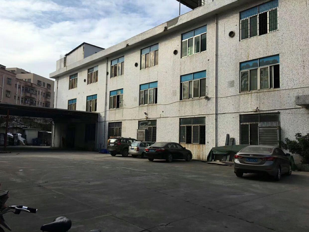 松岗溪头新出1楼260平方厂房出租