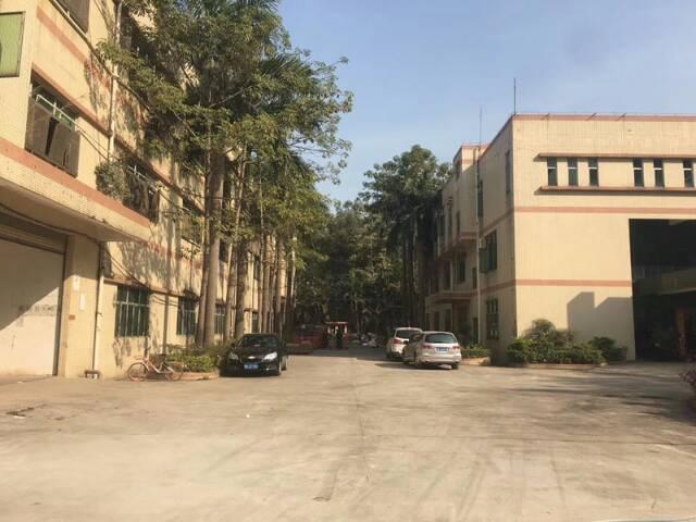 沙井沙一新出一楼环保厂房1600平方可分租