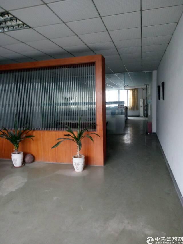 松岗红星2楼500平精装修厂房和办公室只租15元