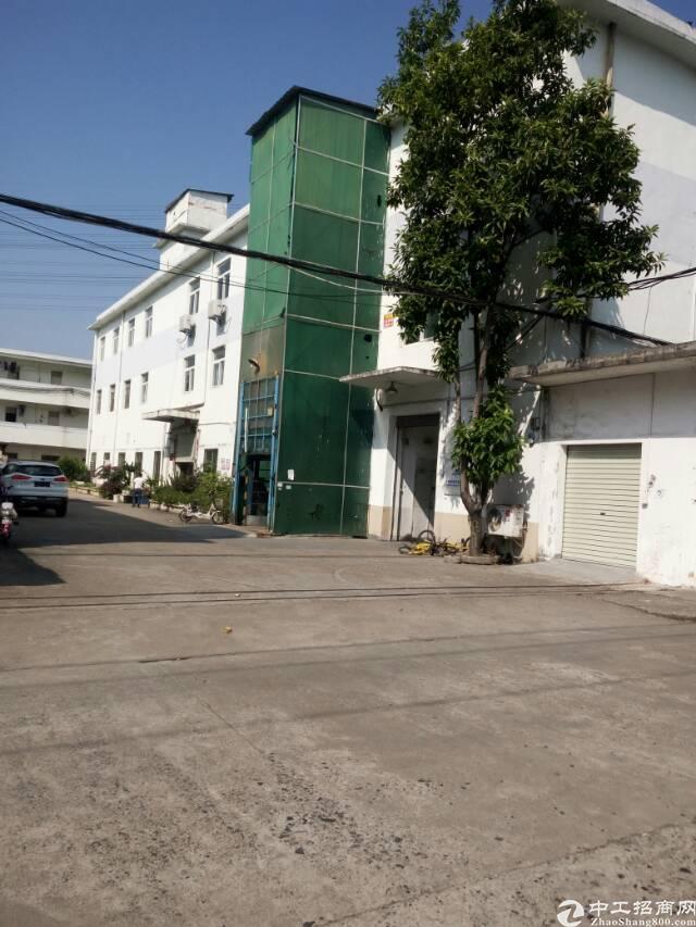 横岗荷坳楼上带精装修1200平米厂房招租-图2